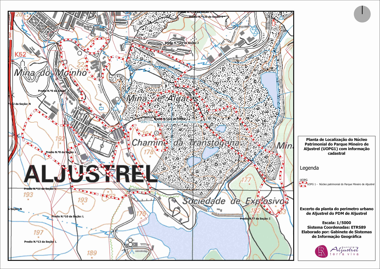 mapa cadastral de portugal Site Autárquico   Planos Pormenor mapa cadastral de portugal